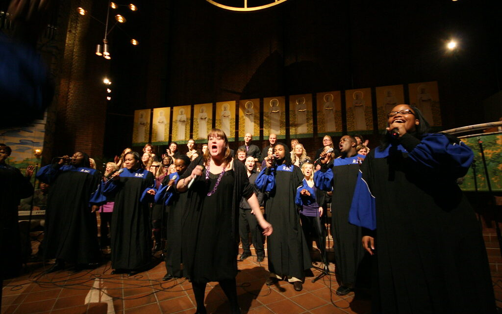 "The Soulful and Divine Gospel Choir ""Howard Gospel Choir"""