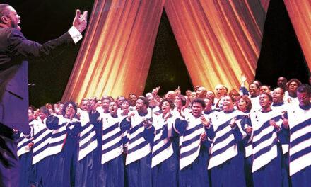 The Legendary Gospel Choir – Mississippi Mass Choir