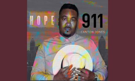 Beautiful New Track by Canton Jones – The Only One